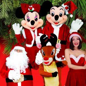 show navideño